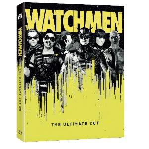 BLU-RAY / Watchmen:The Ultimate Cut (2 Disc) LE