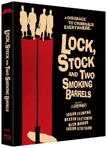 BLU-RAY / Lock, Stock And Two Smoking Barrels LE