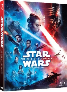 BLU-RAY / Star Wars: Episode IX - The Rise of Skywalker BD (2Disc)