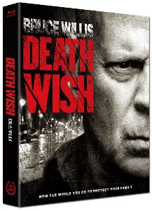 BLU-RAY / Death Wish LENTICULAR FULL SLIP LE (700 NUMBERED)