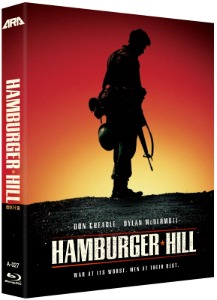 BLU-RAY /  Hamburger Hill (1 Disc, First Limited Edition)