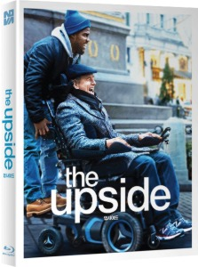 BLU-RAY / The Upside Full Slip LE (700 numbered)